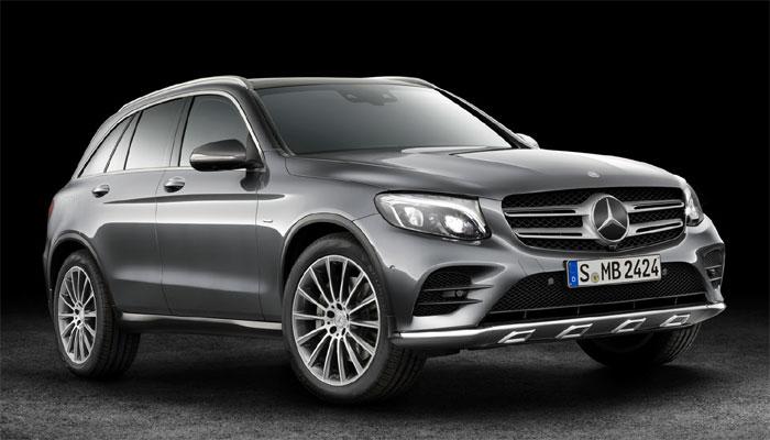 Новый Mercedes M-класса первые официальные фотографии