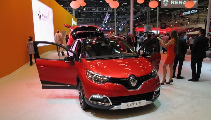 Новый Symbol от компании Renault представлен в Стамбуле