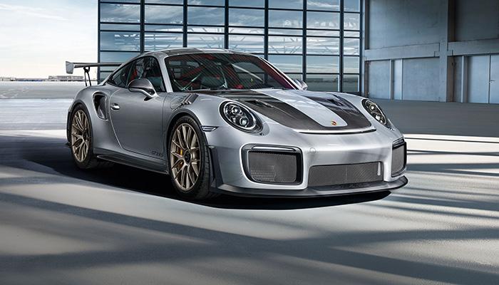 Спорткар Porsche 929